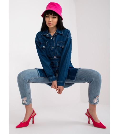 Bluzka Model S272 Red - Style