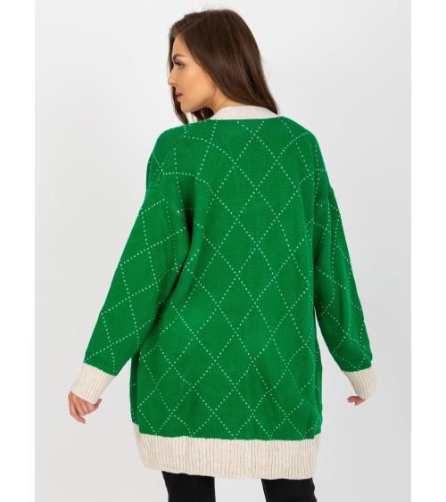 Buty sportowe skarpetkowe beżowe 85-736 BEIGE - Inello