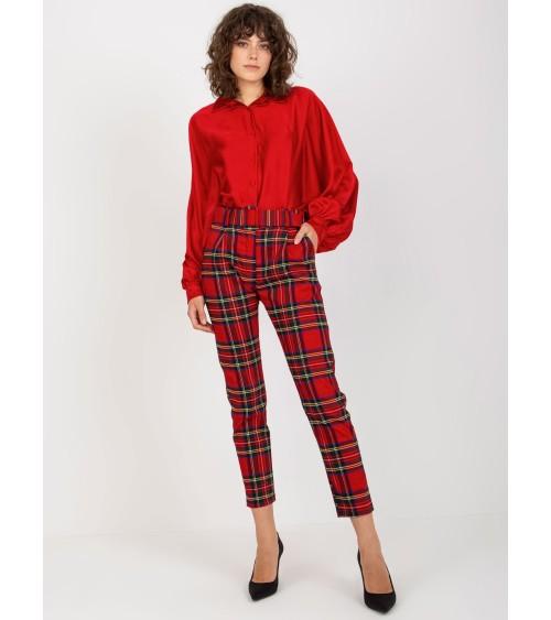 Buty na wysokiej podeszwie KL-771 BLACK - Inello