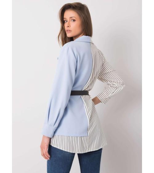 Klasyczne spodnie ze zwężanymi nogawkami SD62 Beige - Nife