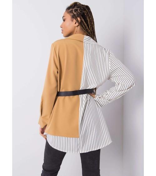 Spódnica Plisowana spódnica maxi SP62 Green - Nife