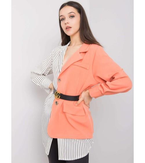 Spódnica Plisowana spódnica maxi SP62 Black - Nife