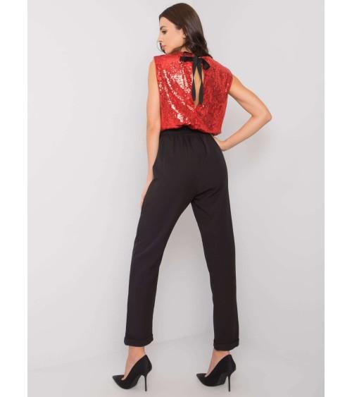 Sweter Ciążowy Model 40005C Jeans - PeeKaBoo