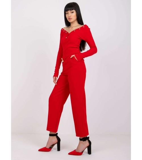 Spodnie Damskie Model 0106 Black - PeeKaBoo