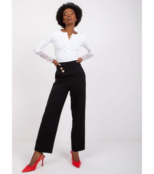 Spodnie Damskie Model 0106 Cappuccino - PeeKaBoo