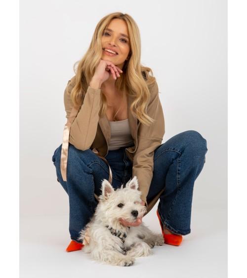 Portfel skórzany damski PPD7 Brown - Verosoft