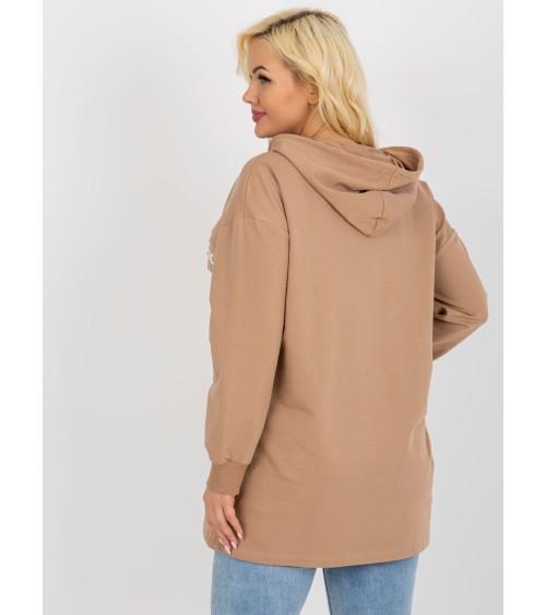 Portfel damski ze skóry duży PPD3 Red - Verosoft