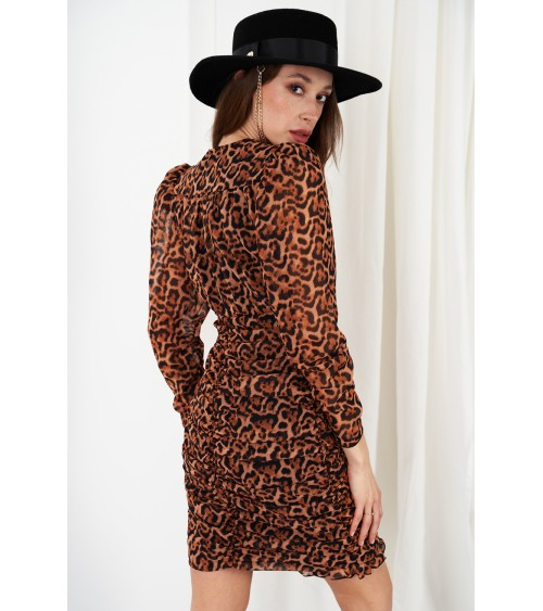 Sukienka Model NU353 Black - Numinou