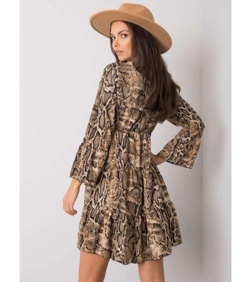Sukienka Model B183 Model 1 - BE