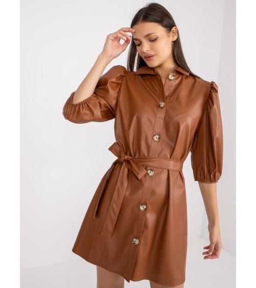 Sukienka Model K048 Cold Blue - Makover