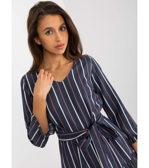 Klasyczny portfel damski PPD8 Brown - Verosoft